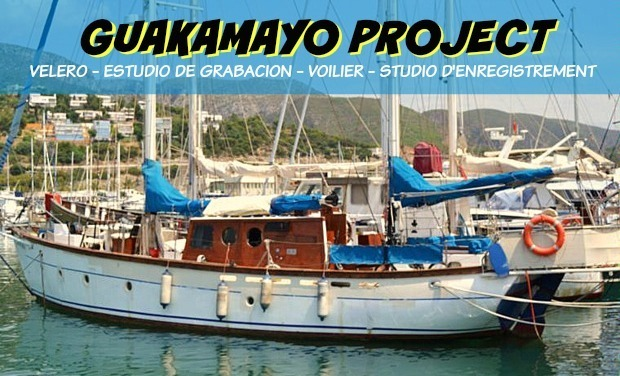 Project visual GUAKAMAYO PROJECT - MUSIC STUDIO ON THE SEA