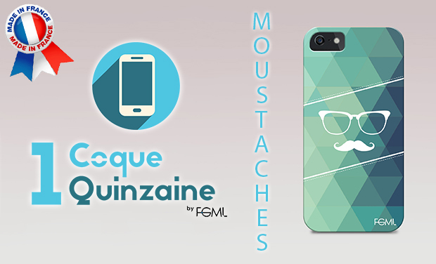 Project visual 1 Coque = 1 Quinzaine !