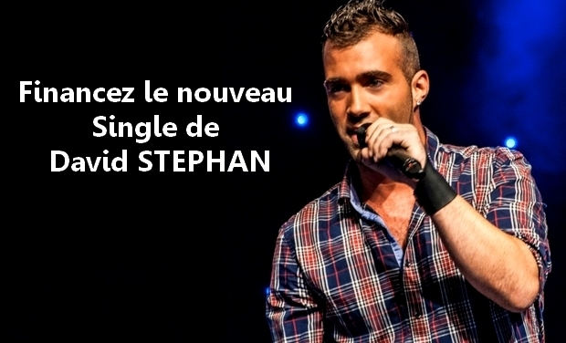 Visueel van project Financez le nouveau Single de David STEPHAN