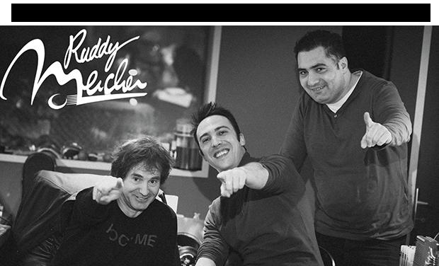 Visuel du projet RUDDY MEICHER - Production du 2ème ALBUM