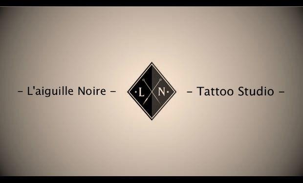 Visuel du projet - L'aiguille Noire - Tattoo Studio