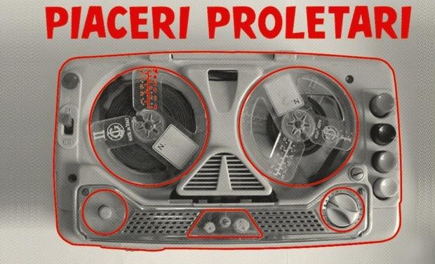 Visuel du projet Piaceri Proletari - il disco