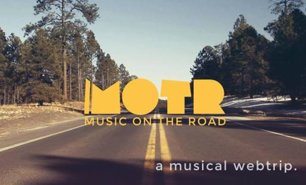 Visuel du projet Music On The Road