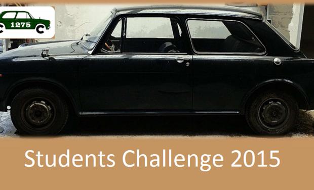Visuel du projet Students Challenge 2015 1275CC