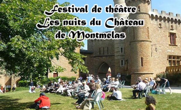 Visueel van project Festival de théâtre les Nuits du château de Montmelas