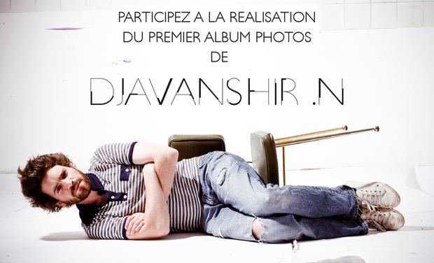 Visuel du projet LIVRE PHOTOS DJAVANSHIR.N
