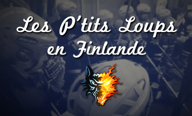 Project visual Les P'tits Loups en Finlande