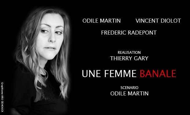 Visueel van project Une femme banale