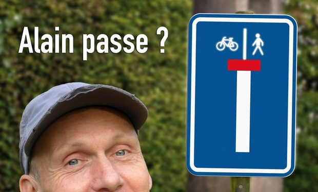 Project visual Alain passe ? Tu passes !