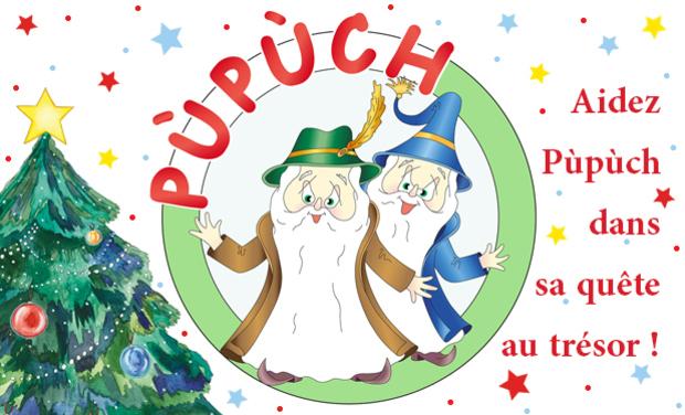 Visuel du projet Pùpùch : Noël en chocolat