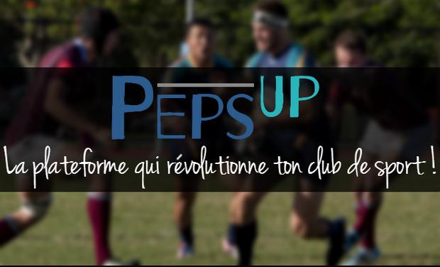 Visuel du projet La plateforme qui révolutionne ton club de sport ! - PepsUp