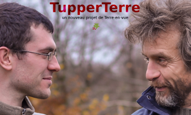 Project visual TupperTerre