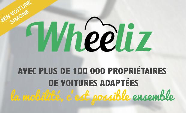 Visuel du projet Wheeliz