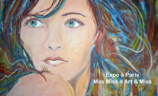 Visuel du projet Mes Miss à Art & Miss Expo à Paris