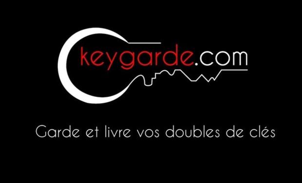 Visuel du projet Keygarde : Garde et Livraison de clés en IDF - 24/24