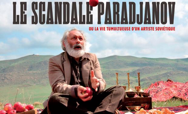 Project visual LE SCANDALE PARADJANOV