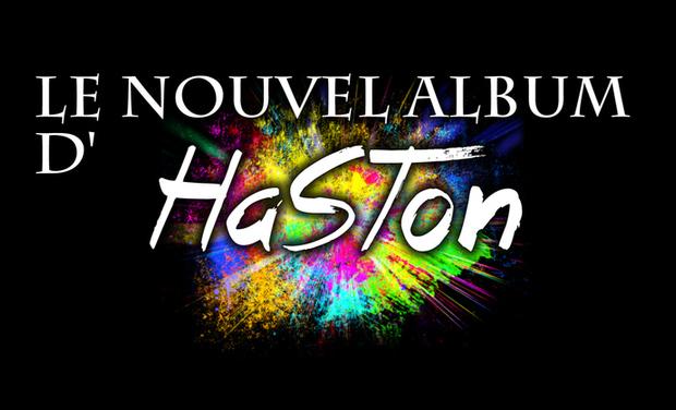 Visuel du projet Aidez Haston à produire son nouvel album