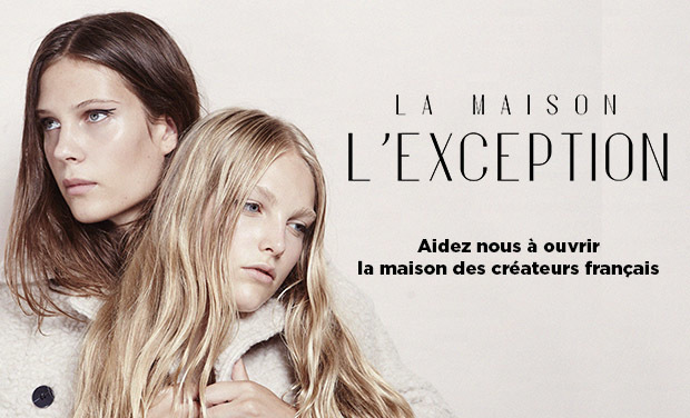 Project visual Ouverture de la Maison L'Exception