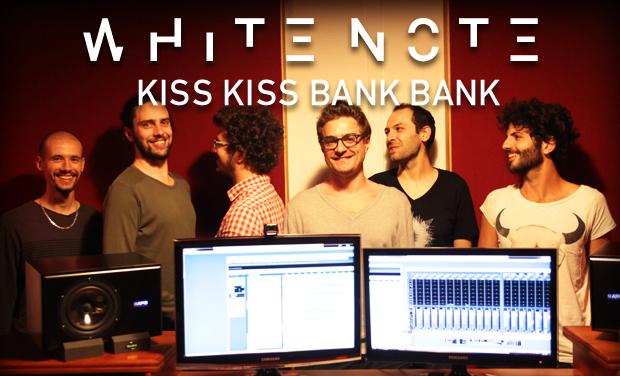 Visuel du projet WHITE NOTE - NOUVEL ALBUM