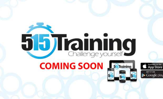 Visueel van project 515 Training