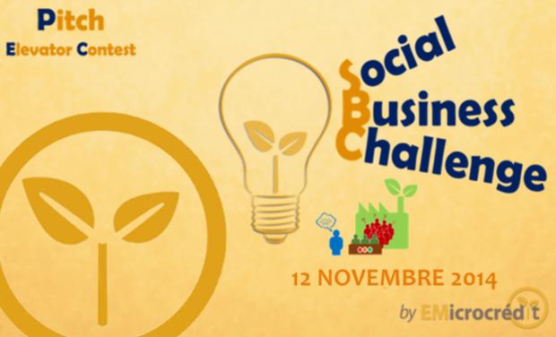 Visuel du projet The Social Business Challenge