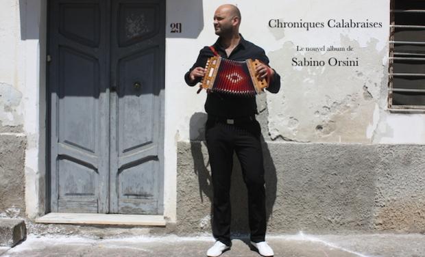 Visueel van project Chroniques Calabraises - 33 tours
