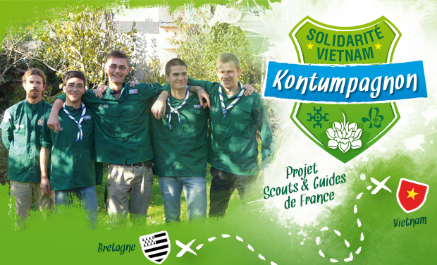 Project visual Les villages de Kontum