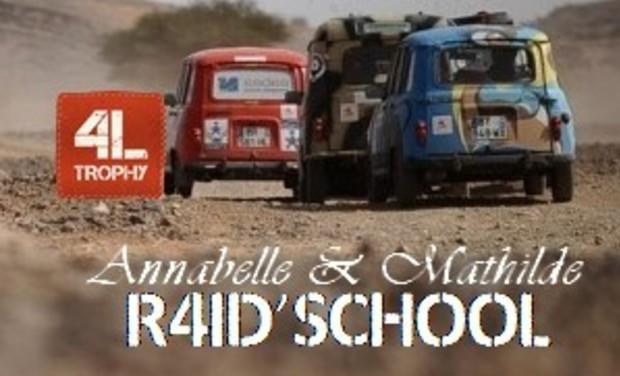 Visuel du projet R4ID'SCHOOL