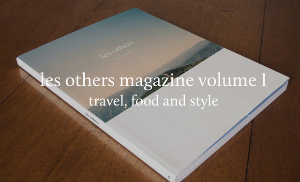 Visueel van project Les Others Magazine - Volume I