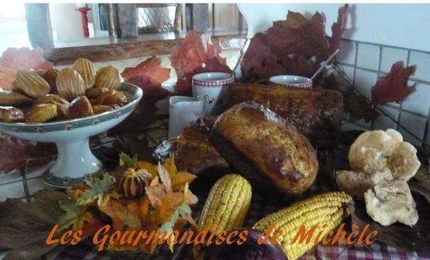 Visuel du projet Les Gourmandises de Michèle