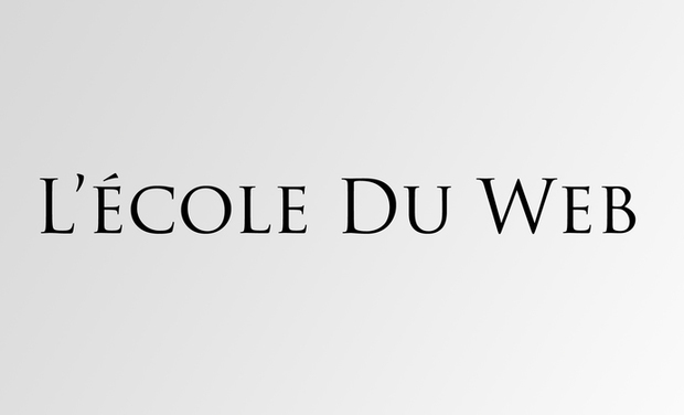 Visueel van project L'école Du Web