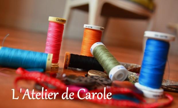 Project visual L'Atelier de Carole