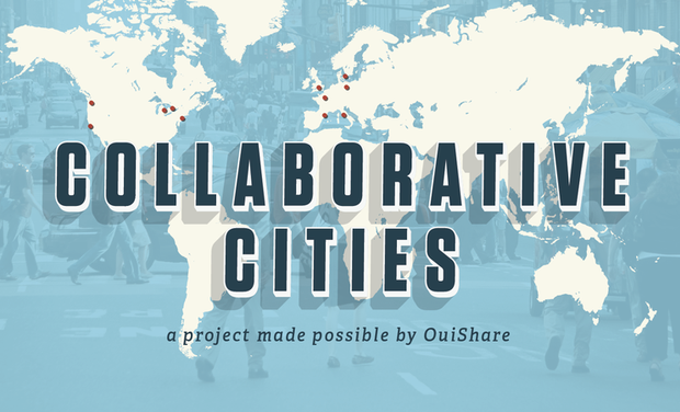 Visueel van project Collaborative Cities