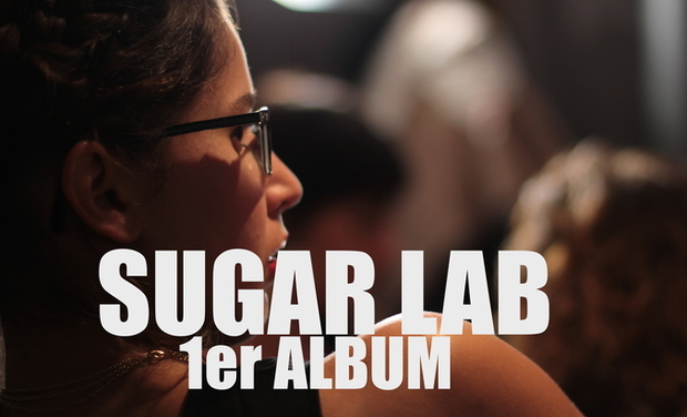 Visueel van project 1er Album de Sugar Lab