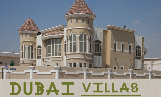 "Project visual Livre ""Dubaï Villas"""