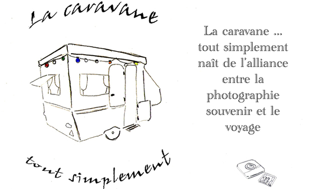 Project visual La caravane ... tout simplement