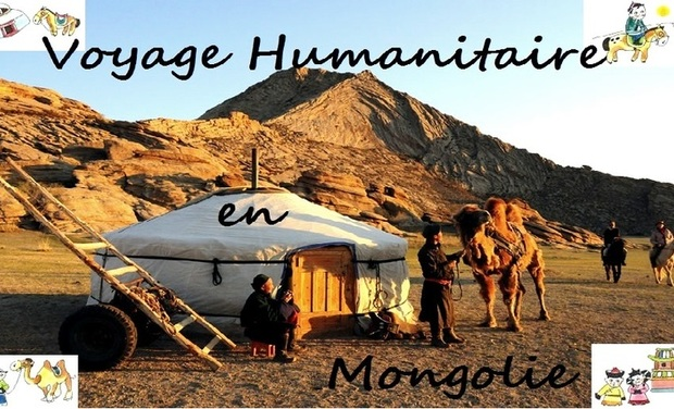 Project visual Mission Humanitaire en Mongolie