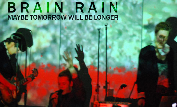 "Visuel du projet De la musique à l'image - Un clip pour Brain Rain ""Maybe Tomorrow Will be Longer"""