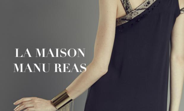 Visuel du projet La Maison de couture Manu Reas