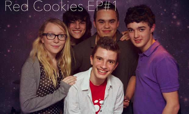Visuel du projet Premier EP des Red Cookies