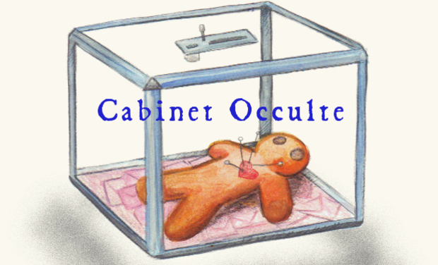 Visueel van project Cabinet Occulte