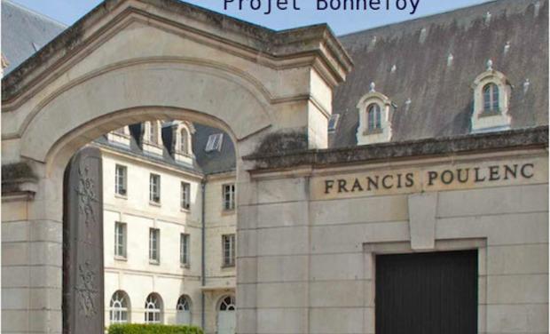 Visuel du projet Projet Bonnefoy 2015