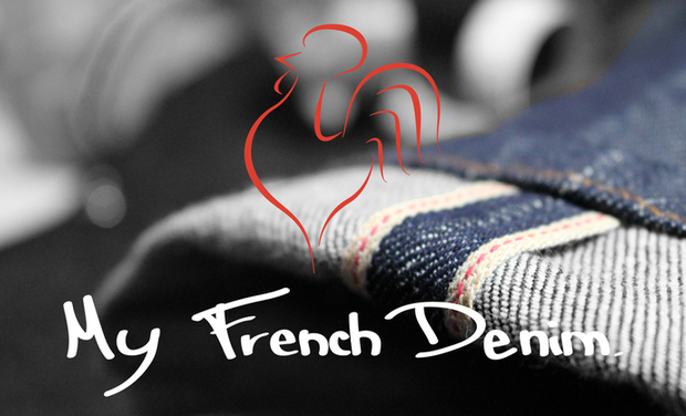 Project visual My French Denim