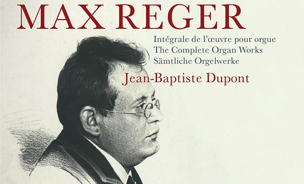 Visuel du projet Intégrale de l'oeuvre pour orgue de Max Reger - Vol.4