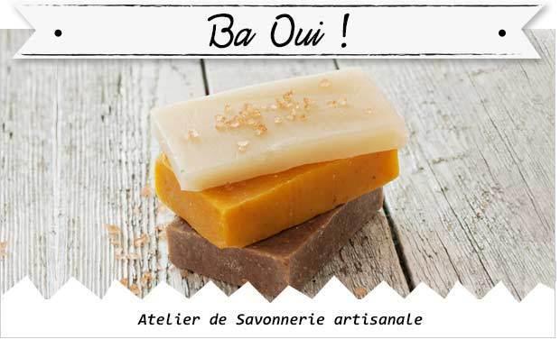 Visueel van project Savon artisanal - Ba Oui !