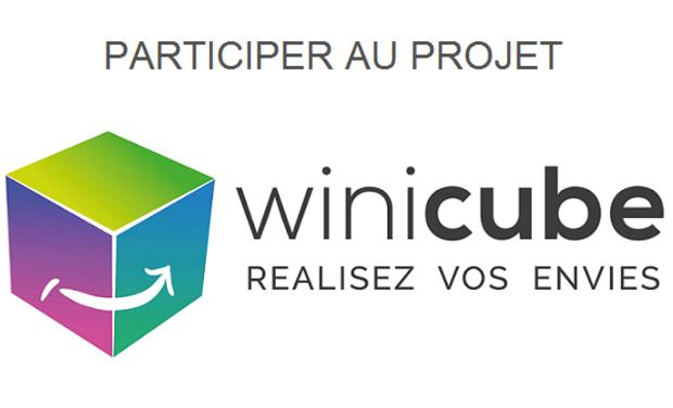 Visuel du projet WINICUBE