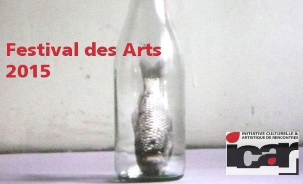 Visueel van project L'enfance de l'Art : le Festival ICAR