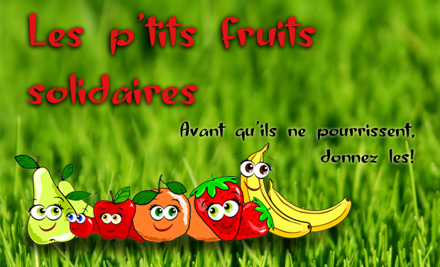 Project visual Les p'tits fruits solidaires