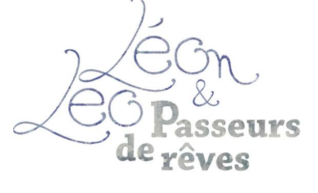 Visueel van project Léo & Léon, passeurs de rêves : Premier album Jeune Public