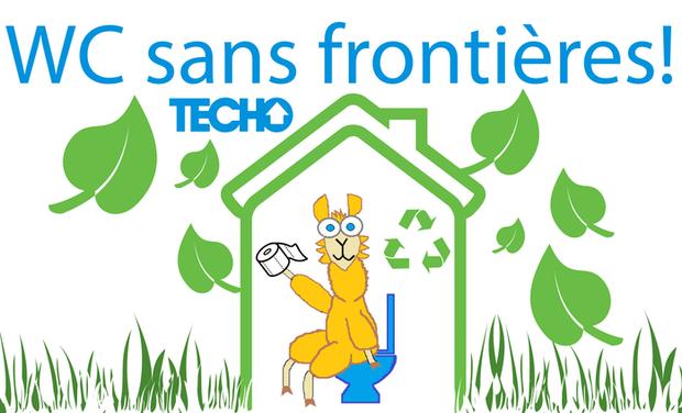 Visuel du projet WC sans frontières!
